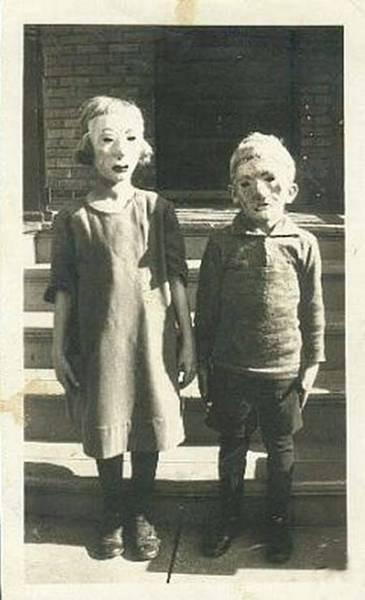 История Хэллоуина в фотографиях . Изображение № 1.