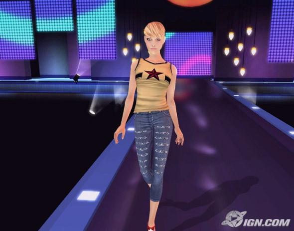 Project Runaway: игра о моде для Wii. Изображение № 10.