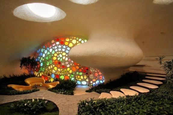 Изображение 13. Shell House: дом-моллюск в Мексике.. Изображение № 13.