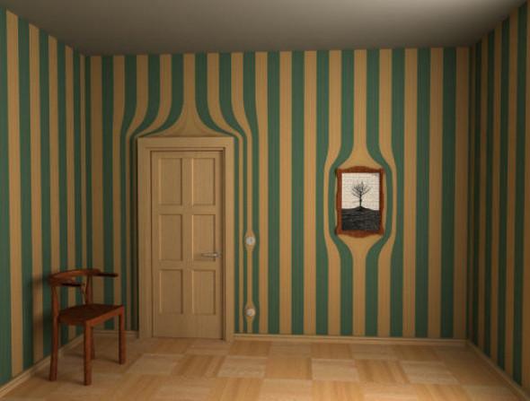 Сколько стоит нарядить стены в нарядные обои?. Изображение № 73.