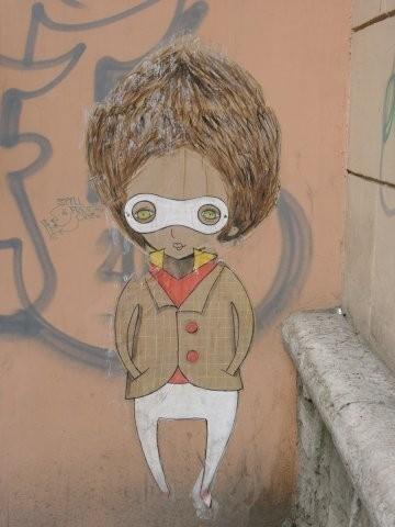 Граффити Петербурга. Изображение № 22.