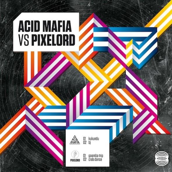 Релиз ACID MAFIA Vs Pixelord на аудиокассетах. Изображение № 1.