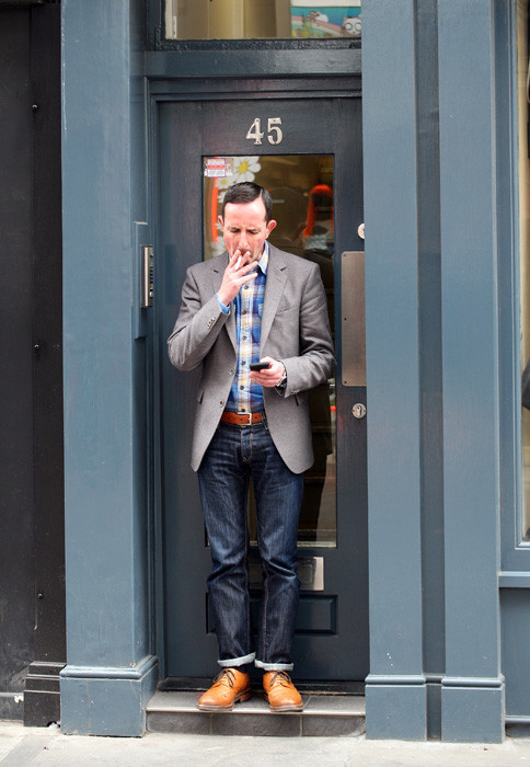 Street fashion Англия. Изображение № 17.