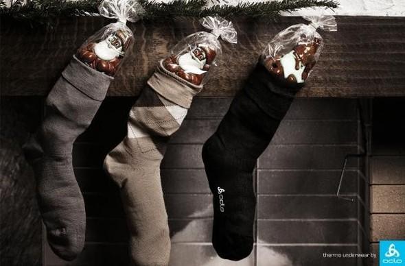 69 рождественских рекламных плакатов. Изображение № 34.