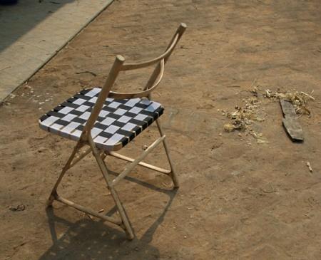 Новое решение в дизайне — бамбуковая мебельная система. Изображение № 3.