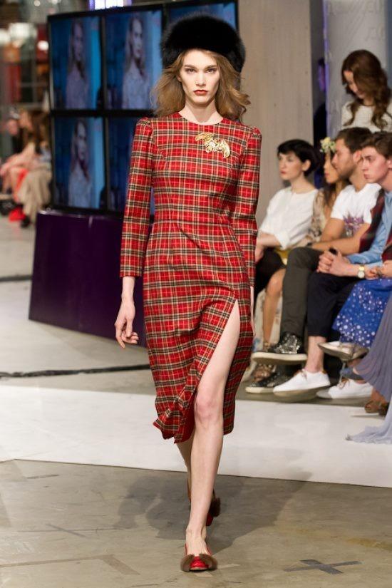 Дневник модели: Показы Lublu Kira Plastinina и a'la Russe. Изображение № 19.