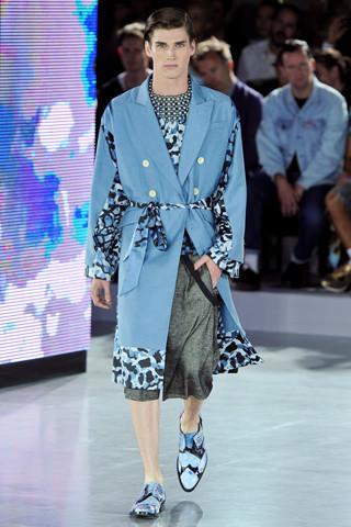 Неделя мужской моды в Париже: День 3. Изображение № 21.