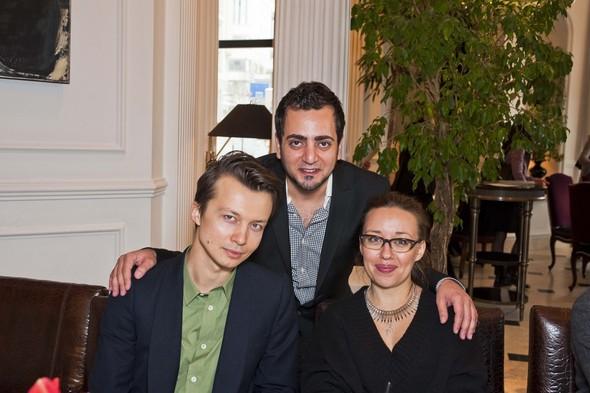 Вон Вонни поговорил с друзьями за завтраком о русской моде и Нью-Йорке. Изображение № 4.