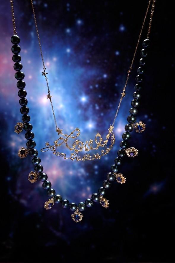 Matina Amanita Jewellery FW 2010. Изображение № 7.