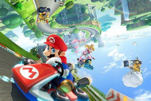 Mario Kart 8 увеличила продажи приставки Wii U на 666 процентов . Изображение № 1.