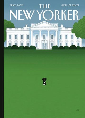 10 иллюстраторов журнала New Yorker. Изображение № 77.