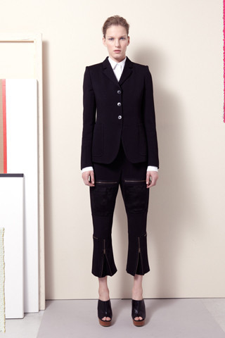 Stella McCartney Pre-Fall 2012. Изображение № 9.