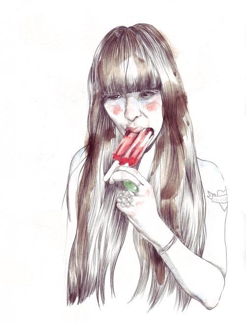 Иллюстратор Esra Roise. Изображение № 29.