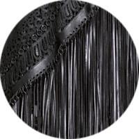 Кутюр в деталях: Маски, бисер и кожа в коллекции Givenchy. Изображение № 8.