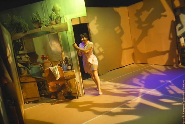 Полина Бахтина: Как я стала театральным художником. Изображение № 15.
