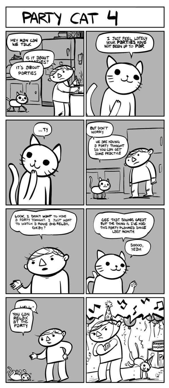 Party cat. Изображение № 4.