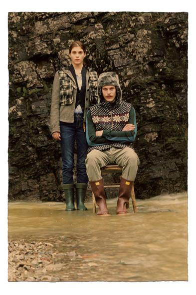 Рекламная кампания Woolrich F/W2011-2012. Изображение № 9.
