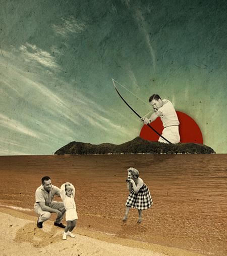 Испанская художница-иллюстратор Mira Ruido. Изображение № 2.