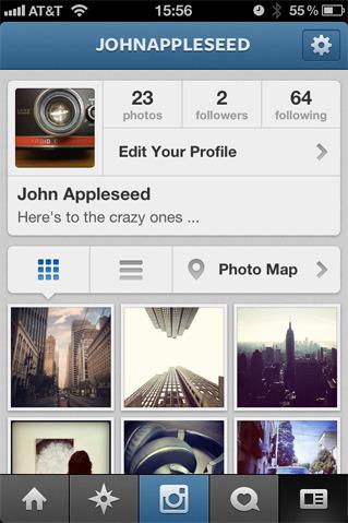 Instagram 3.0. Изображение № 1.