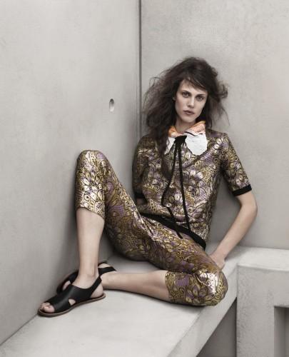 Кампания, лукбук и цены на коллекцию Marni at H&M. Изображение № 24.