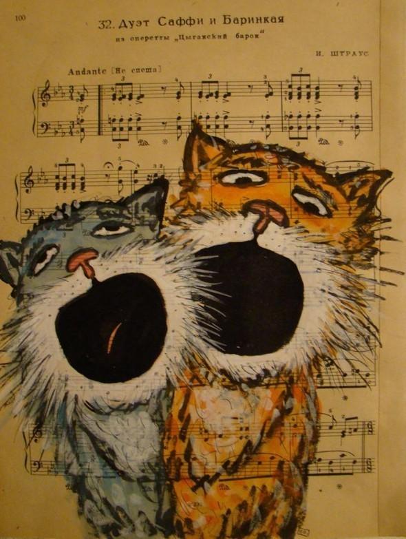 Универсальный художник - В.И. Соболевский. Изображение № 25.