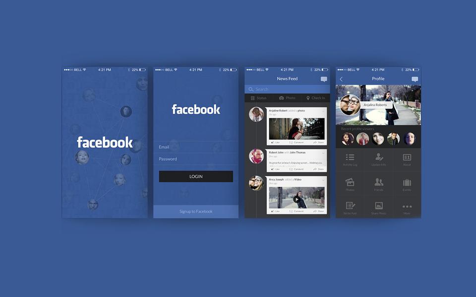 Директор по дизайну продуктов Facebook о дерзких решениях. Изображение № 7.