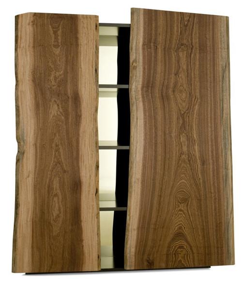 Рустикальный шкаф для посуды от Edra. Изображение № 4.