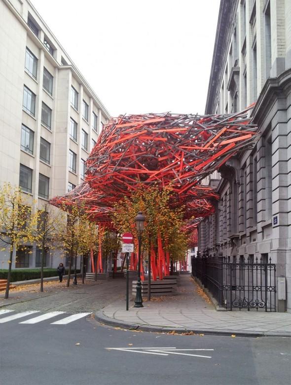 Городская скульптура от Арне Куинзе. Изображение № 7.