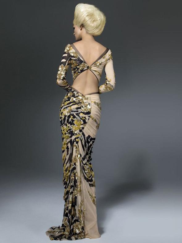 Лукбук: Atelier Versace FW 2011. Изображение № 19.