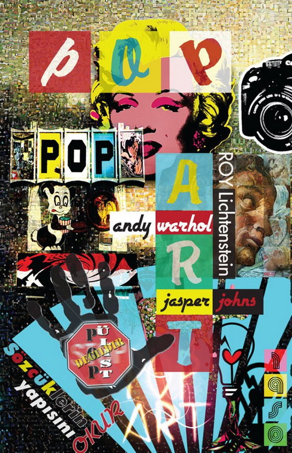 Pop-art. Яркий мир. Изображение № 32.