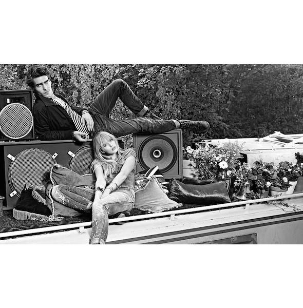 Изображение 24. Рекламные кампании: Fendi, Pepe Jeans и Trussardi 1911.. Изображение № 24.
