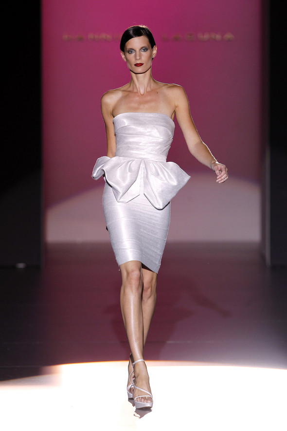 Madrid Fashion Week SS 2012: Hannibal Laguna. Изображение № 17.