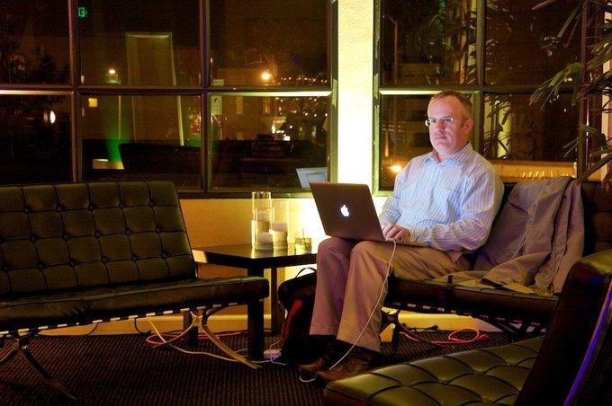 Генеральный директор Mozilla Брендан Айк . Изображение № 1.