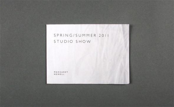Изображение 16. Womenswear collections S/S 2011: show invitations.. Изображение № 16.