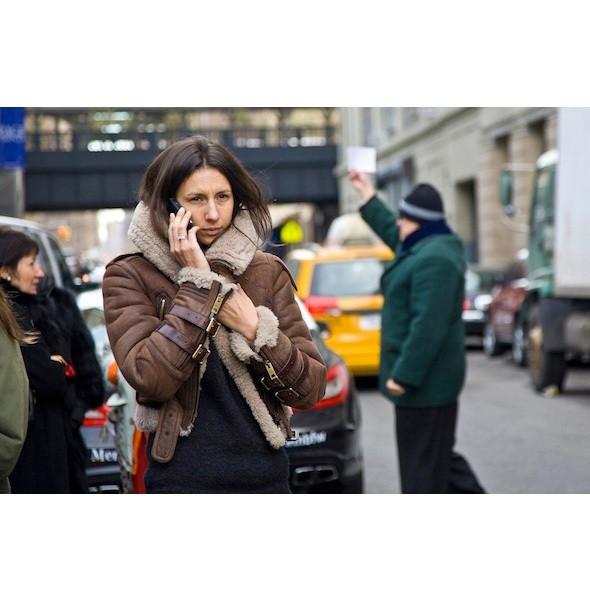 Изображение 129. На полях: 10 тенденций уличного стиля с прошедших недель моды.. Изображение № 129.
