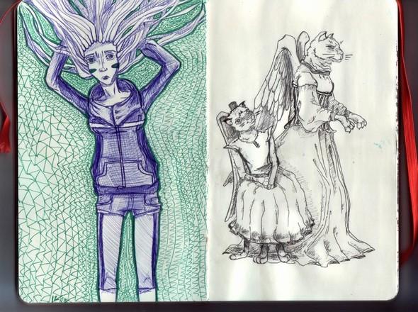 Несколько моих работ. Изображение № 22.