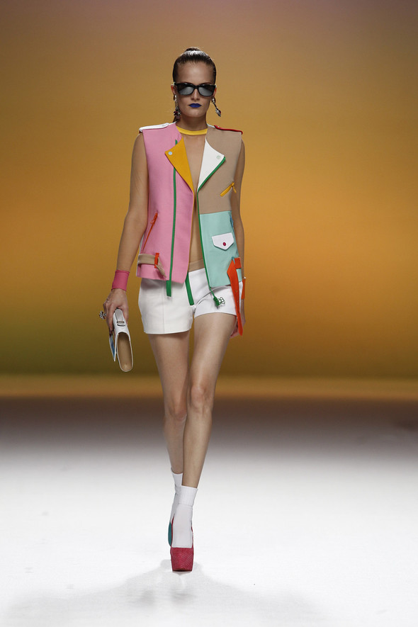 Madrid Fashion Week SS 2012: Davidelfin. Изображение № 13.