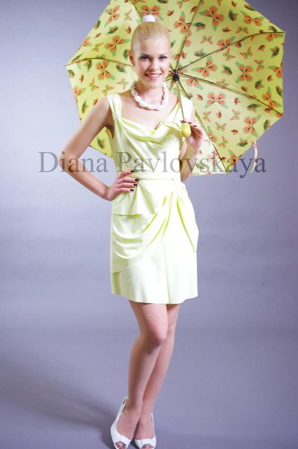 Новая коллекция сезона весна-лето Diana Pavlovskaya. Изображение № 7.