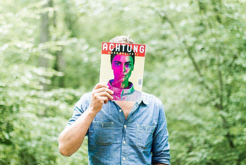 Как Антон Юхновец  прошел путь от таксиста  в Нью-Йорке  до арт-директора GQ. Изображение № 16.