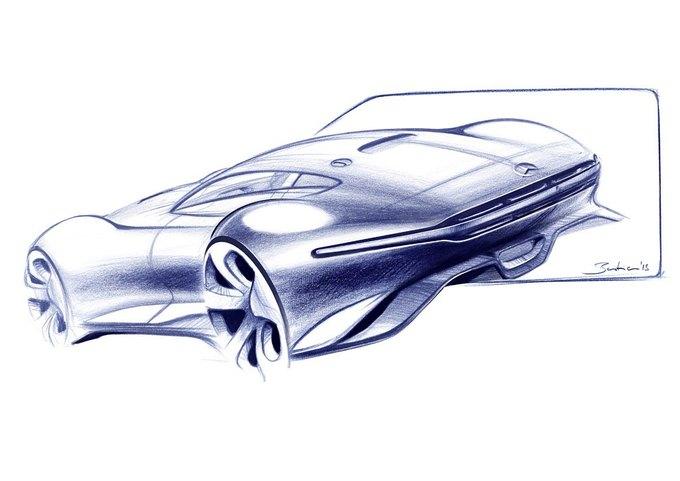 Mercedes-Benz разработала концепт спорткара для новой части Gran Turismo. Изображение № 19.