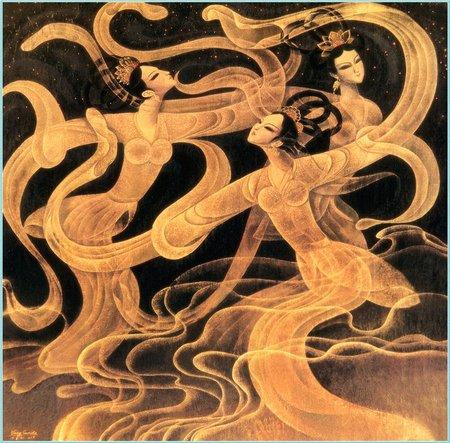 Cunde Wang волшебная этника. Изображение № 6.