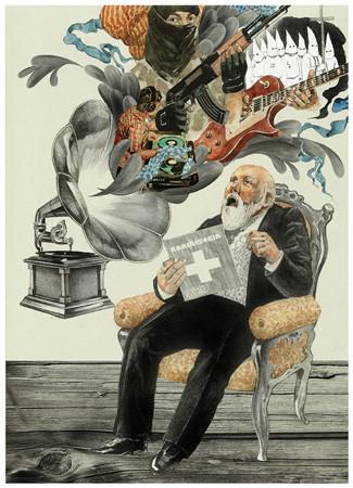 Создать папку: 5 успешных российских иллюстраторов рассказывают о портфолио. Изображение №100.
