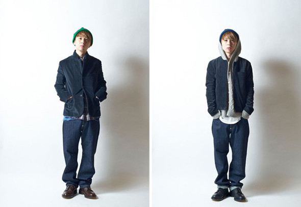 Victim Fall/Winter2012 Collection Lookbook. Изображение № 13.