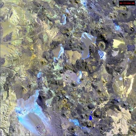 Фотографии Земли, снятые соспутников NASA. Изображение № 21.