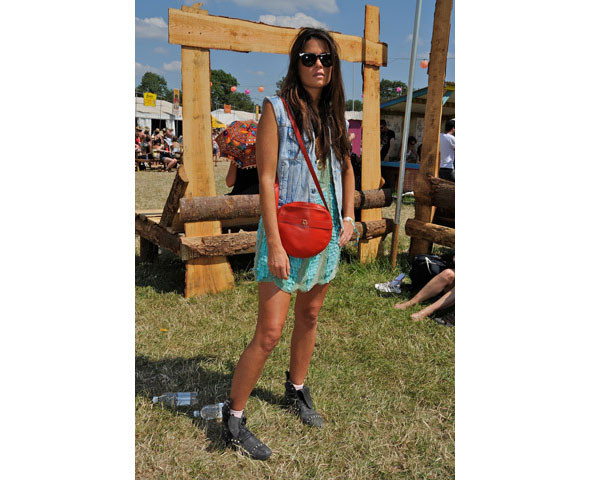 Люди на фестивале Glastonbury. Изображение № 19.