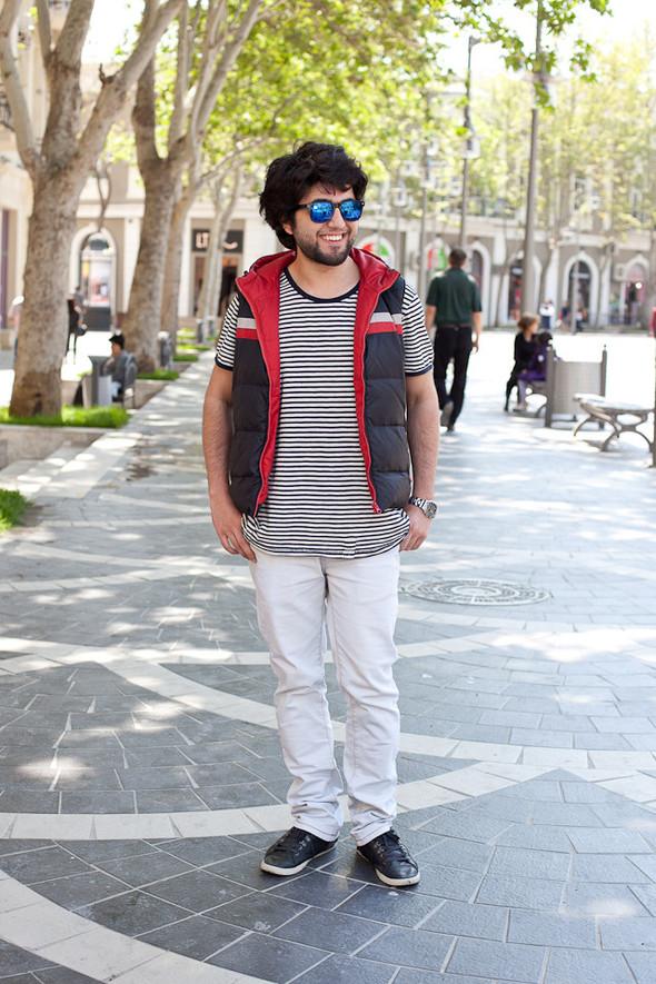 Baku Street Fashion | Spring 2012. Изображение № 6.
