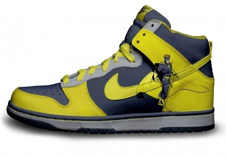 Nike Custom. Изображение № 6.