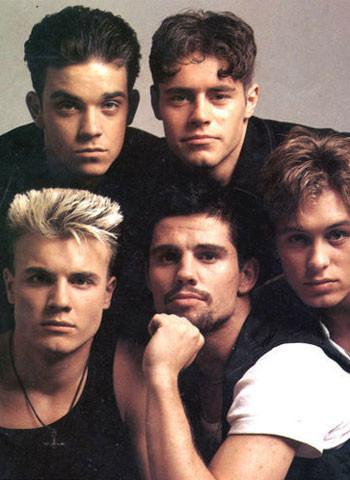Робби Уильямс вернулся в состав группы Take That!. Изображение № 1.