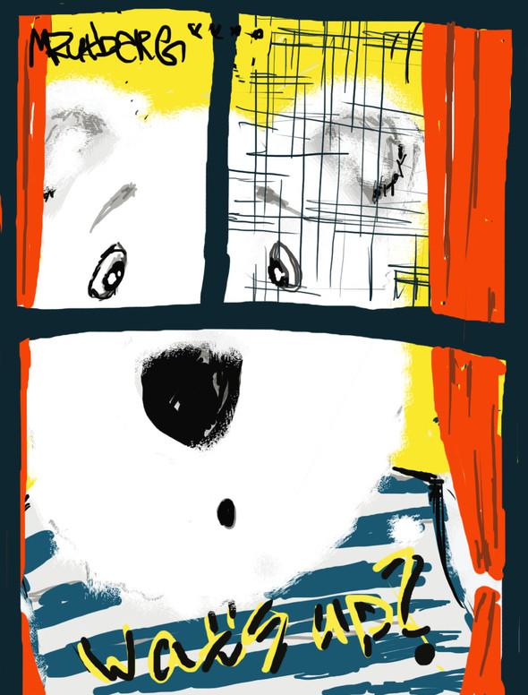 """Я и моё """"Я"""". в картинках. Изображение № 46."""