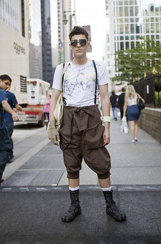 Какодевается молодежь вНью-Йорке. Изображение № 47.